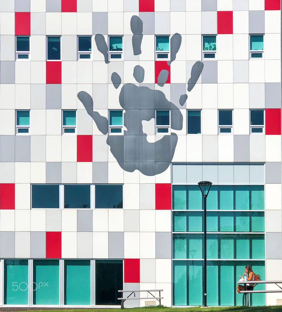 best colourful building photography by ash camas