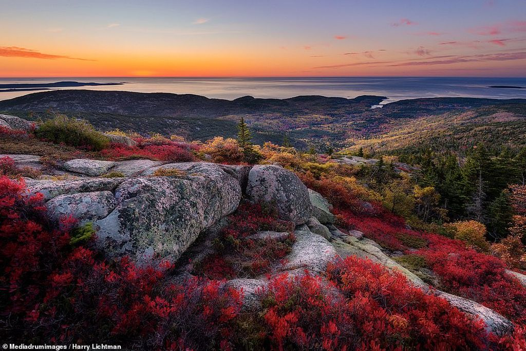 stunning landscape photography nature by harry lichtman